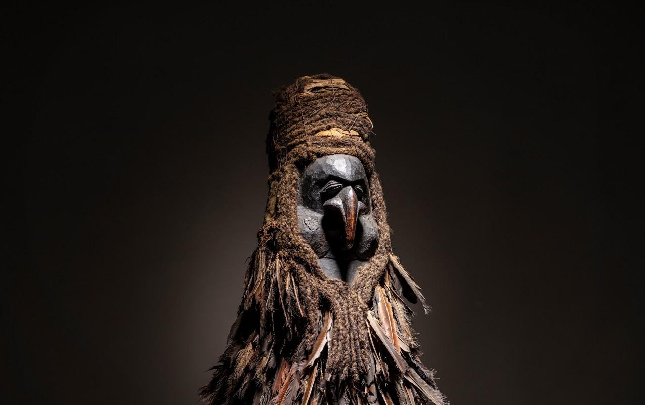sélectionner pour le meilleur grande vente prix le plus bas Oeuvre du mois – Oh, le vilain. Un costume à masque de ...